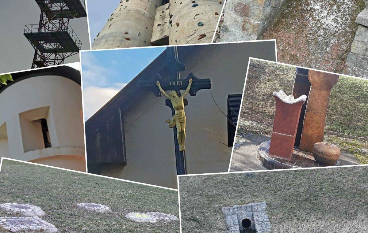 Netradiční křížová cesta po Již(ň)áku pro mladé